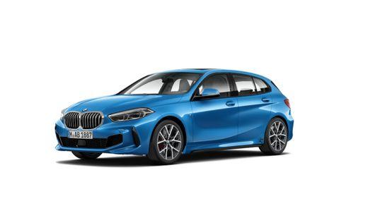 BMW---128ti---Premium---2022---Azul-Misano-Tela-Trigon---Cuero-Alcantara-Negro