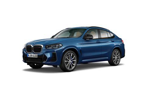 BMW---X4-M40i---Premium---Azul-Fitonico---Sensatec-Perforado-Cognac---2022