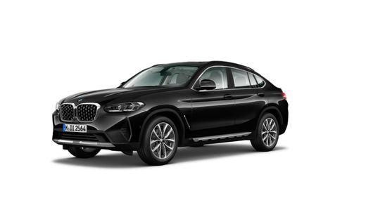 BMW---X4-xDrive30i---Premium---Negro-Zafiro---Sensatec-Negro---2022